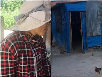 Hoàn cảnh khó khăn bệnh tật của người mẹ chôn sống con ở Bình Thuận