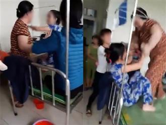 Uất ức vì con gái bị hành hạ, mẹ đẻ nắm tóc đánh mẹ chồng không thương tiếc: 'Tôi nhịn bà quá nhiều lần rồi'