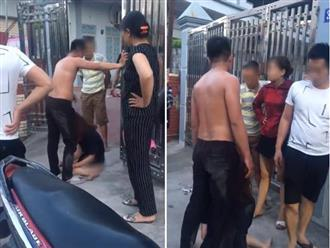 Mẹ chồng dẫn con dâu đi đánh ghen: 'Bồ nhí' bị lột quần lên tiếng