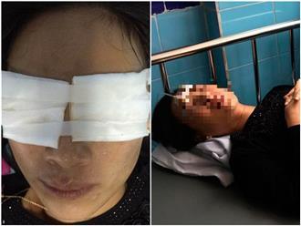 Vụ mẹ chồng tạt axit mù mắt con dâu: Người chồng đau đớn trần tình