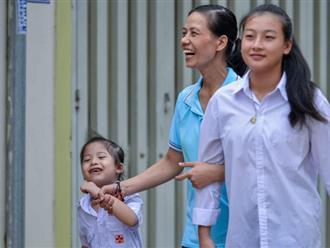Mẹ ung thư giai đoạn cuối chấp nhận mù để sinh con