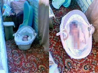 Mẹ vứt con 3 tháng tuổi ngoài ban công gió rét vì 'bực mình' với chồng cũ