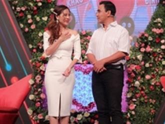 Clip Nam Thư dẫn 'Bạn muốn hẹn hò' thay Cát Tường