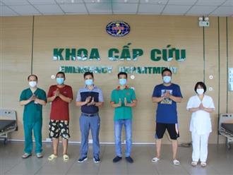 Ngày 31/7: Thêm 4 bệnh nhân COVID-19 được công bố khỏi bệnh