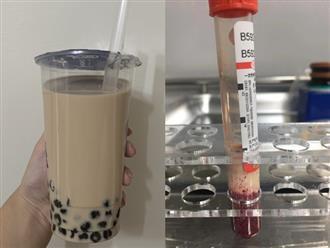 Ngày nào cũng uống trà sữa, cô gái trẻ hôn mê nguy kịch, máu đặc trắng như cháo khiến bác sĩ sợ hãi