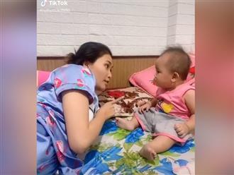 Nghe dì dặn 'đừng tin đàn ông', bé gái phản ứng bá đạo khiến dân tình cười ná thở