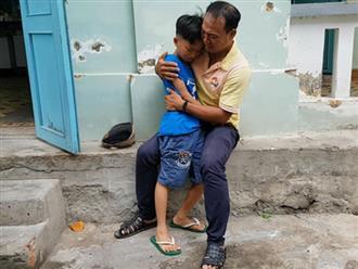 Người cha ở Sài Gòn đã tìm được con trai 8 tuổi sau 4 tháng lạc nhau