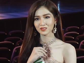 Người kế nhiệm Hương Giang 'bắn' tiếng Anh trả lời phỏng vấn tại Hoa hậu Chuyển giới 2019