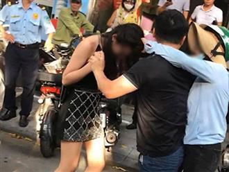 Người phụ nữ đánh ghen trên xe sang 8 tỷ ở Hà Nội nhận tin nhắn đe dọa, đòi kiện ngược?