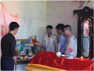 Người thân òa khóc nức nở trong đám tang 3 mẹ con sản phụ tử vong dưới gầm xe tải ở Hà Nội