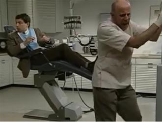 Nha sĩ gặp nạn vì bệnh nhân nghịch ngợm