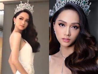 Nhan sắc như nữ thần, Hoa hậu Hương Giang 'đốn tim' fan hâm mộ