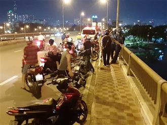 TP.HCM: Nam sinh viên nhảy cầu Bình Triệu tự tử