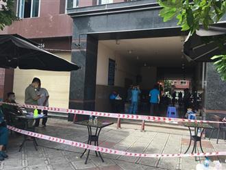 TP.HCM: Phong tỏa một tòa nhà chung cư ở quận 12