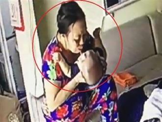 Nữ giúp việc nhổ nước bọt vào miệng em bé chống chế: 'Tôi chỉ dạy cháu phun mưa'