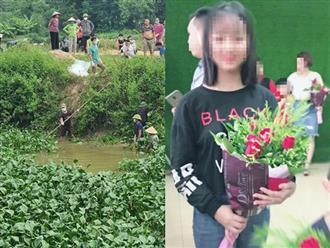 Vụ nữ sinh 17 tuổi ở Bắc Ninh mất tích nhiều ngày: Đã tìm thấy thi thể