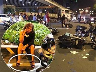 Thông tin mới nhất về nữ tài xế gây tai nạn kinh hoàng ở ngã tư Hàng Xanh khiến nhiều người thương vong