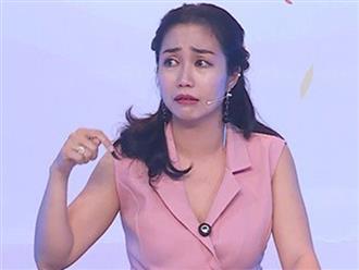 Ốc Thanh Vân bật khóc chia sẻ điều khiến cô đau đớn và hối hận nhất