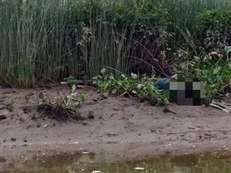 Phát hiện thi thể bé trai 8 tuổi bên bờ sông: Bị trầm cảm, cứ thấy nước là nhảy vào?