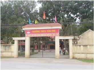 Thanh Hoá: Phụ huynh xông vào trường doạ giết giáo viên, cả trường náo loạn
