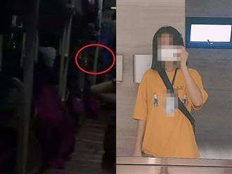 Thiếu nữ tố phụ xe Phương Trang sàm sỡ, cầm tay bắt nắm 'của quý' trên xe giường nằm