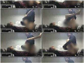 Quên tắt livestream, màn 'mây mưa' của sếp và nhân viên nữ bị phát tán khắp công ty