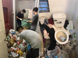 Nữ sinh viên Sài Gòn ở bẩn kinh hoàng, chủ trọ vừa mở cửa đã muốn xỉu ngay lập tức