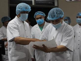 Sức khỏe mới nhất các bệnh nhân COVID-19: Hơn 10 ca nặng, vừa lọc máu, vừa chạy máy thở