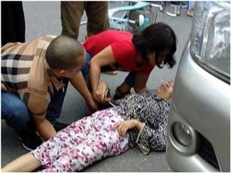 Tài xế lùi xe đâm chết bà cụ 60 tuổi: Nhân chứng tiết lộ thông tin bất ngờ
