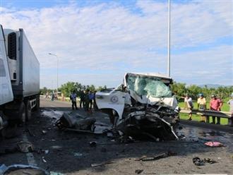 Lời kể lạnh gáy của nhân chứng về vụ tai nạn xe rước dâu khiến chú rể và 12 người tử vong