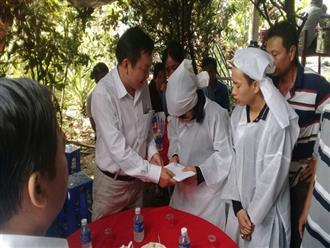 Tai nạn thương tâm ở Tiền Giang: Cả gia đình 3 người tử vong
