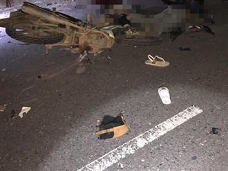 Vụ 2 xe máy tông nhau khiến 6 người thương vong: Các nạn nhân mới 14-15 tuổi, đều không đội nón bảo hiểm