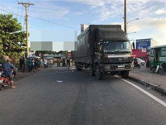Lặn lội từ Bình Dương lên Sài Gòn khám thai, người phụ nữ bỏ mạng dưới bánh xe tải