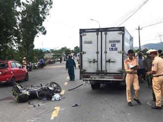 Người phụ nữ nghèo bị xe tải tông tử vong khi đi giao nhang dịp rằm tháng 7