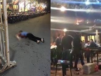 Tài xế taxi bị cứa cổ gục xuống tử vong cạnh quán, hơn 10 khách ăn nhậu tỉnh bơ