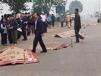 Mẹ tài xế đâm đoàn đưa tang làm 7 người chết cầu xin sự tha thứ từ gia đình các nạn nhân