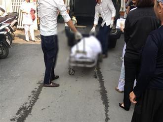 Hà Nội: Phát hiện thi thể người phụ nữ mang thai 5 tháng trong căn nhà cho thuê