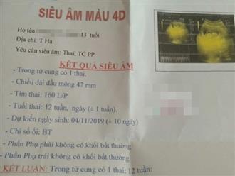Nghi án thầy giáo chủ nhiệm làm nữ sinh lớp 8 mang thai ở Lào Cai