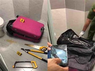 Vụ thi thể không nguyên vẹn trong vali ở quận 7: Xác định danh tính nạn nhân và nghi phạm