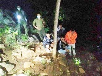 Thi thể người đàn ông mất đầu được phát hiện trên đồi