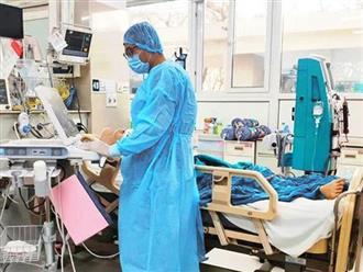 Thông tin mới nhất sức khỏe các bệnh nhân COVID-19: 7 ca đang rất nặng