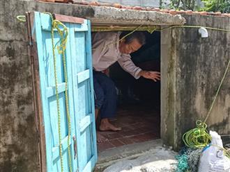 Thủ tướng ra công điện khẩn, người dân Quảng Nam chuẩn bị hầm tránh bão