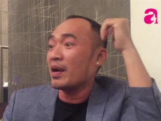 Thu Trang khóc trong đêm khi Tiến Luật cau có, cãi nhau với mẹ vợ