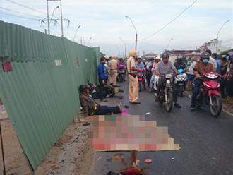 Gặp tai nạn thương tâm, chồng không chịu đi cấp cứu vì thương xác vợ vẫn nằm ở hiện trường