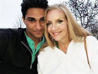 Tình yêu bất chấp tuổi tác của người phụ nữ 60 tuổi với chàng trai 21 tuổi, sẵn sàng nghỉ chơi bạn bè khi không được ủng hộ