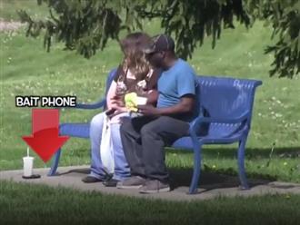Cao thủ bẫy trộm điện thoại cực bá đạo