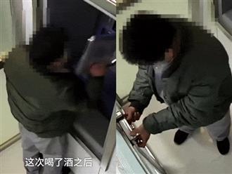 Cười chảy nước mắt với tên trộm số nhọ nhất năm, chưa kịp lấy gì đã bị nhốt lại, phải nhờ cảnh sát giải cứu
