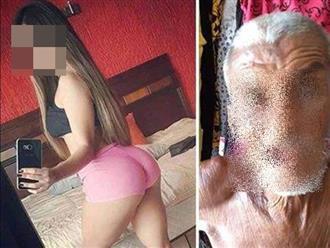 Trúng số hàng chục tỷ, cụ ông 74 tuổi lập tức bỏ vợ để cặp tình trẻ 18 tuổi, ai ngờ gặp họa khi đang 'mây mưa'