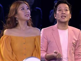 Trường Giang lỡ miệng gọi nữ ca sĩ Hàn Quốc là mày trên sóng truyền hình
