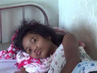 Hoàn cảnh đáng thương của bé gái tử vong sau khi ăn bưởi từ bàn thờ nhà hàng xóm